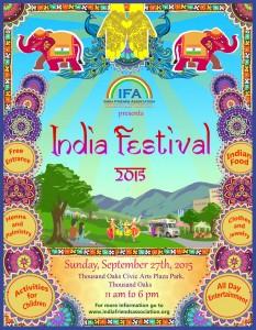 Kamini Natarjan at india-festival-2015