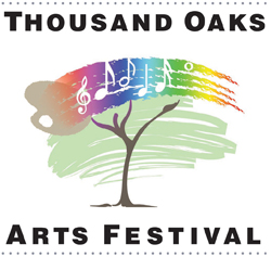 Kamini Natarajan at Thousand Oaks Arts Festival