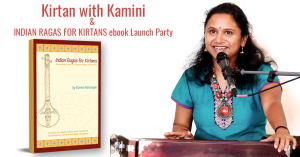 Kirtan with Kamini eBook Launch Party