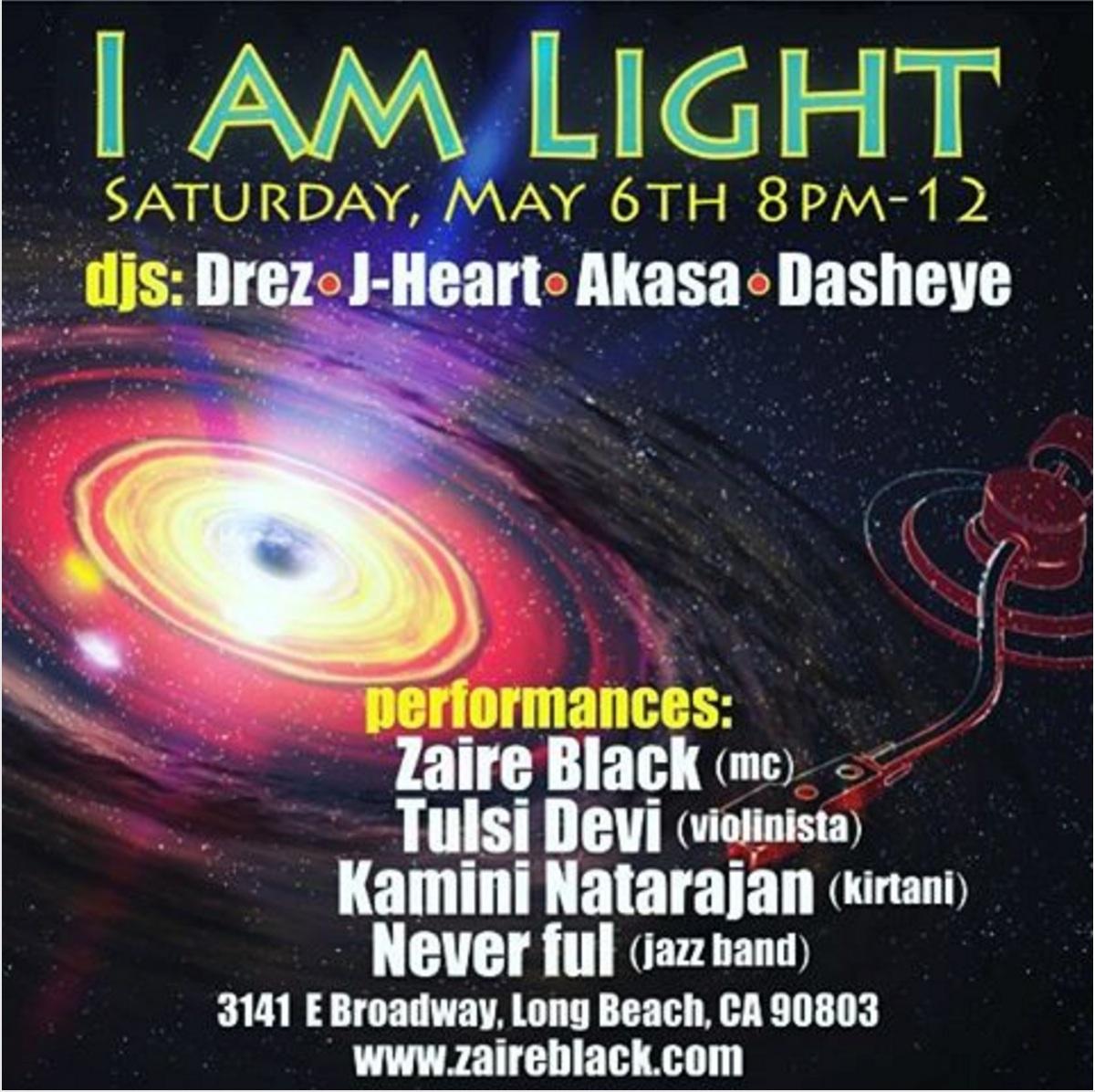 Kamini at i-am-light
