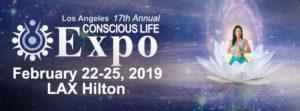 Kamini at conscious life expo