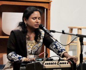 Om Mani Padme Hum by Kamini Natarajan