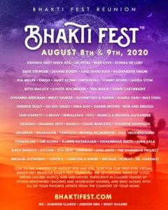Kamini Natarajan at Bhakti Fest 2020 Reunion