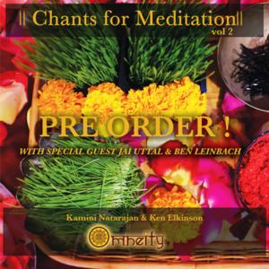 Pre Order Bhakti Music Album