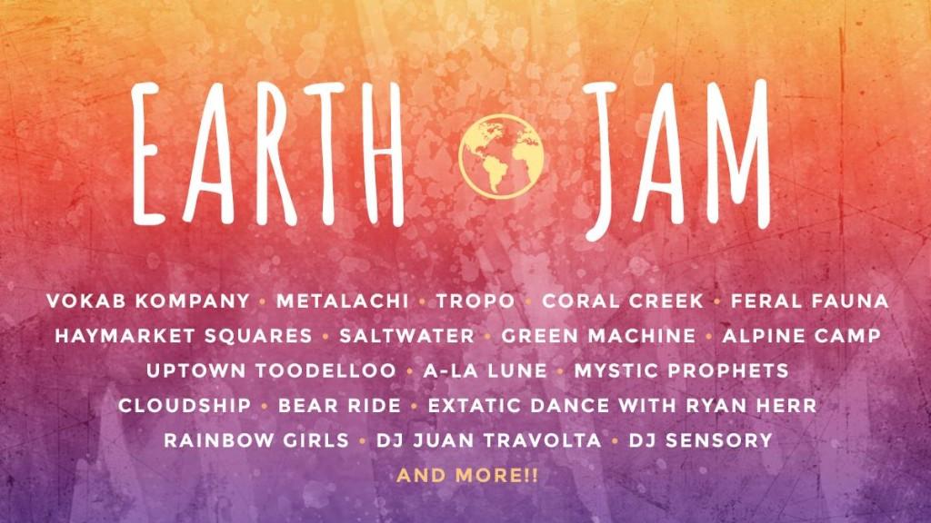 EarthJam Fest with Kamini